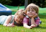 Sattleggers Alpenhof Kinder spielen