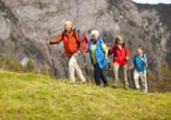 Sattleggers Alpenhof Wandern Kärnten