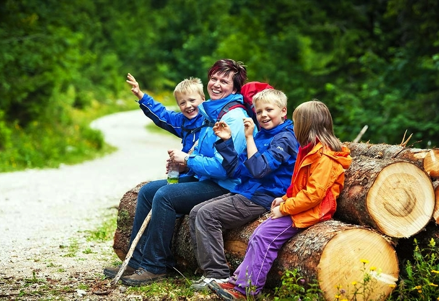 Sattleggers Alpenhof Wandern