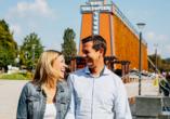 Friends Hotel Bad Salzuflen, Gradierwerk