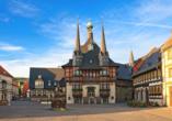 Hotel Harz in Wernigerode, Marktplatz Wernigerode