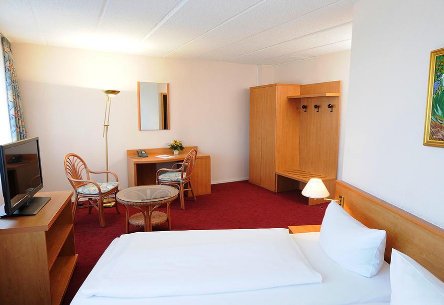 AXXON Hotel Brandenburg, Zimmerbeispiel