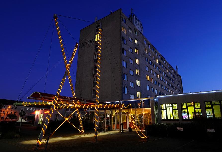 AXXON Hotel Brandenburg, Außenansicht