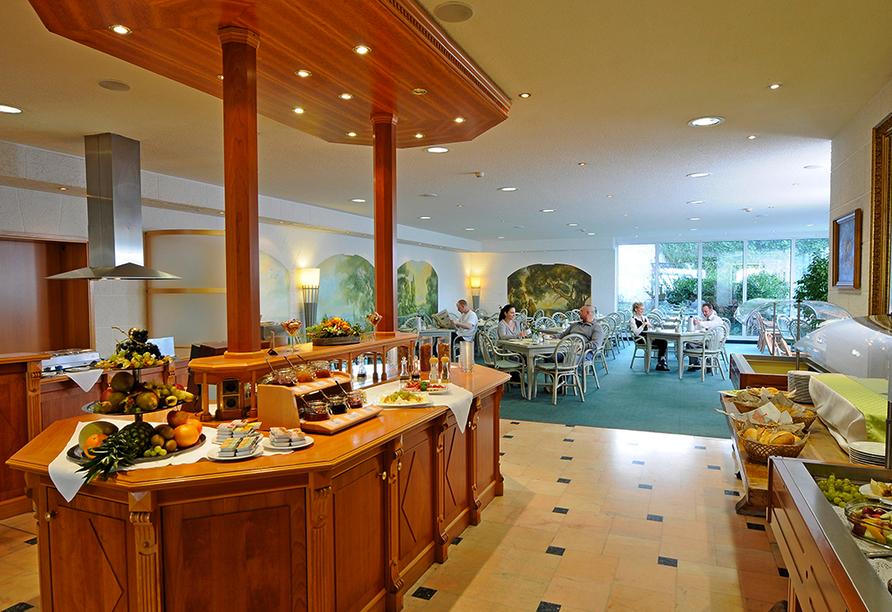 AXXON Hotel Brandenburg, Frühstücksraum