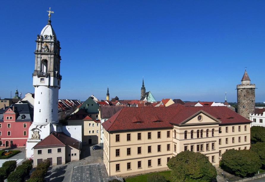 Best Western Plus Hotel Bautzen in der Oberlausitz, Ausblick