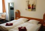 Hotel Restaurant Jägerstuben in Ritterhude, Zimmerbeispiel