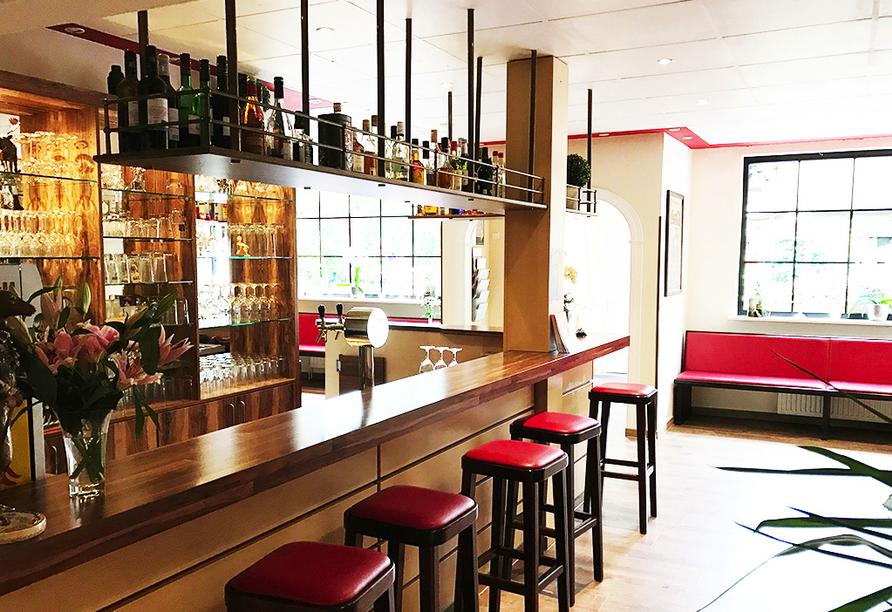 Hotel Restaurant Jägerstuben in Ritterhude, Bar