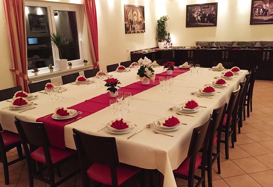 Hotel Restaurant Jägerstuben in Ritterhude, Restaurant