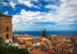 Mediterrane Vielfalt an Italiens Stiefelspitze, Pizzo