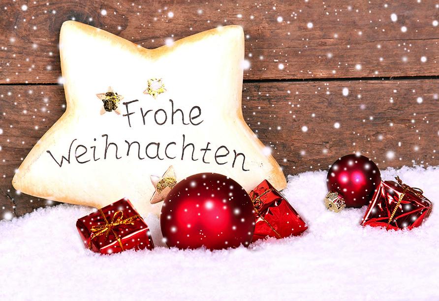 Hotel am Pfahl in Viechtach, Weihnachten