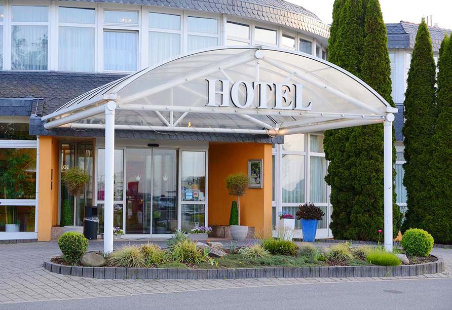 AVALON Hotelpark Königshof in Königslutter, Außenansicht