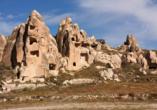 Entdeckerreise durch Kappadokien, Kirchental bei Göreme