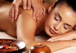 HAVET Hotel Resort & Spa, Dwirzyno, Kolberger Deep, Polnische Ostsee, Massage