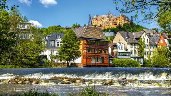 Hotel Lahnblick in Bad Laasphe, Marburg