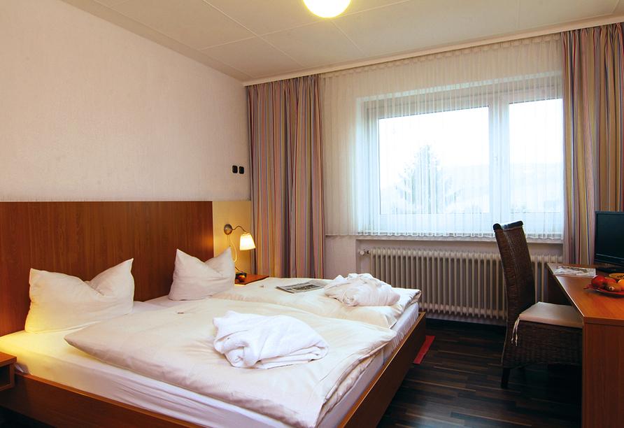 Hotel Lahnblick in Bad Laasphe, Zimmerbeispiel