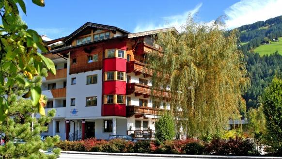 Alpenhotel Ramsauerhof, Außenansicht