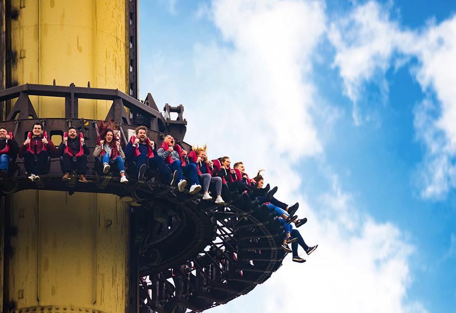 Heide Park Resort Soltau, Gyro-Drop Tower