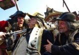 Heide Park Resort Soltau, Piratenshow