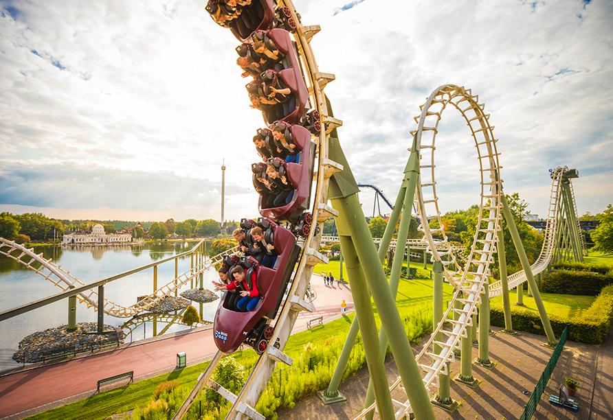 Heide Park Resort Soltau, Loopingachterbahn Big Loop