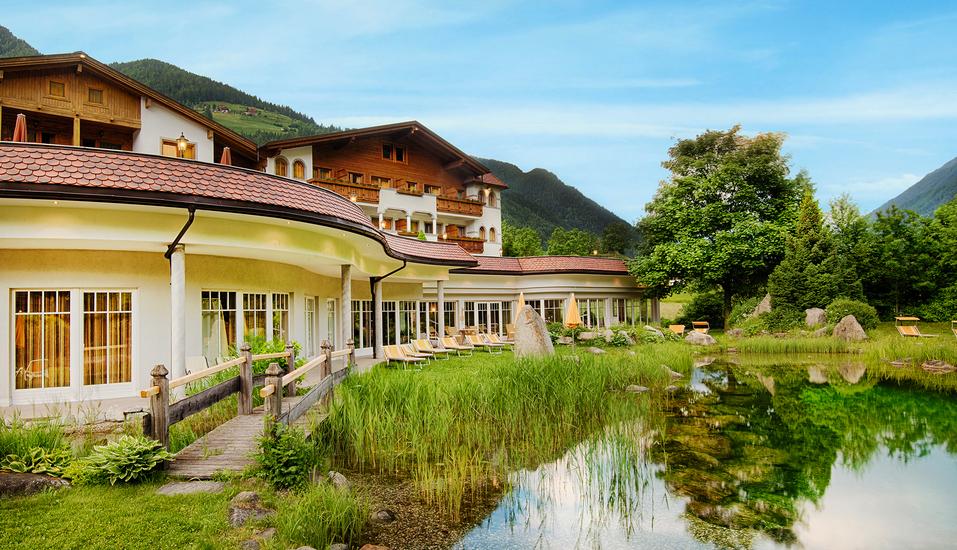 Hotel Gallhaus in St. Johann im Ahrntal, Außenansicht