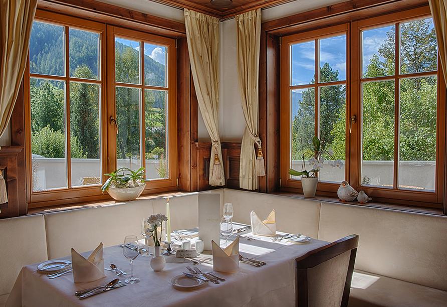 Hotel Gallhaus in St. Johann im Ahrntal, Restaurant