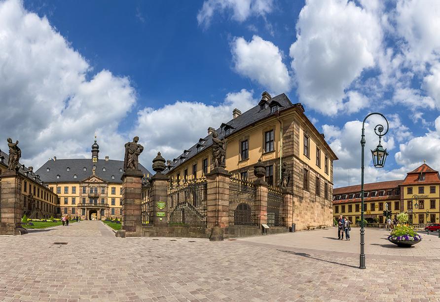 Altstadthotel Arte in Fulda, Altstadt