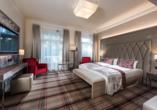 Radisson Blu Hotel Badischer Hof in Baden-Baden im Schwarzwald, Zimmerbeispiel 2