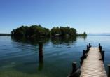 das seidl Hotel & Tagung in Puchheim bei München, Ausflugsziel Starnberger See
