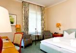 Wyndham Grand Hotel Bad Reichenhall Axelmannstein in Bad Reichenhall, Beispiel Doppelzimmer