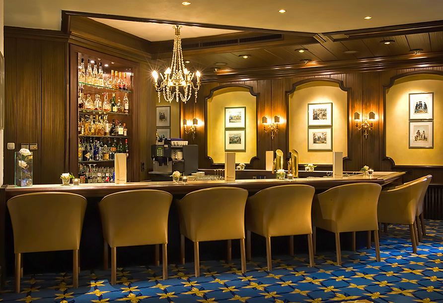 Wyndham Grand Hotel Bad Reichenhall Axelmannstein in Bad Reichenhall, Bar