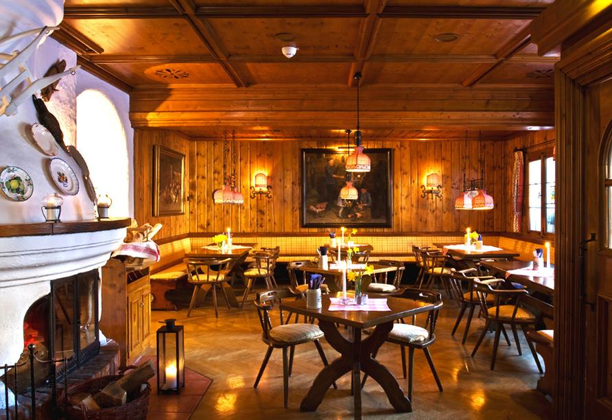 Wyndham Grand Hotel Bad Reichenhall Axelmannstein in Bad Reichenhall, Axelstüberl Innen