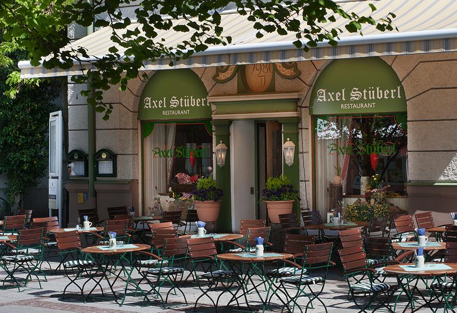 Wyndham Grand Hotel Bad Reichenhall Axelmannstein in Bad Reichenhall, Axelstüberl