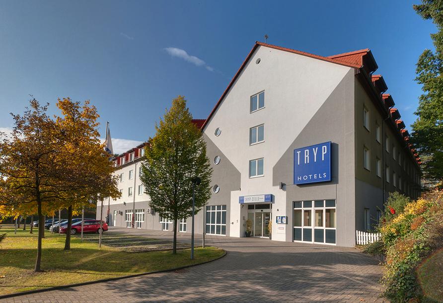 TRYP by Wyndham Hotel Celle in Celle in der Lüneburger Heide Außenansicht