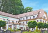 Hotel am Kellerberg in Trockenborn-Wolfersdorf Thüringen Saaletal, Aussenansicht