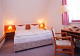 Hotel am Kellerberg in Trockenborn-Wolfersdorf Thüringen Saaletal, Zimmerbeispiel