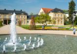 Hotel am Kellerberg in Trockenborn-Wolfersdorf Thüringen Saaletal, Gera
