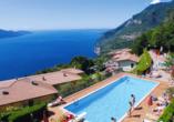 Hotel La Rotonda Gardasee, Außenpool