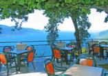Hotel La Rotonda Gardasee, Terrasse