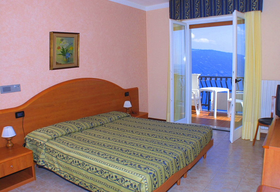 Hotel La Rotonda Gardasee, Zimmerbeispiel