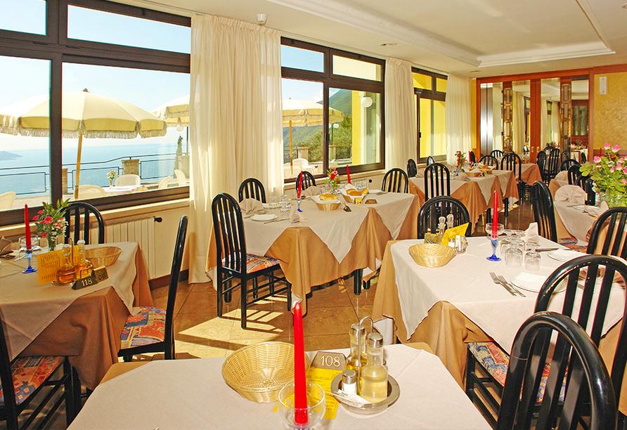 Hotel La Rotonda Gardasee, Restaurant