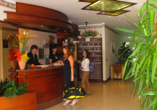 Hotel La Rotonda Gardasee, Rezeption