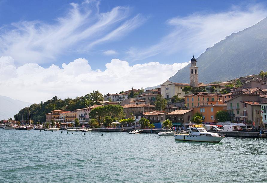 Hotel La Rotonda Gardasee, Ausflugsziel Limone