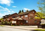 Heidehotel Bockelmann, Bispingen, Lüneburger Heide, Außenansicht