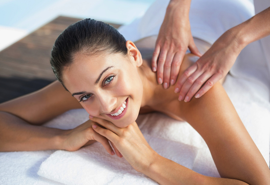 Hotel Mimosa in Rabac, Massage