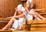 Hotel Mimosa in Rabac, Sauna