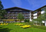 Hotel Sonnalp, Kirchberg, Tirol, Österreich, Außenansicht