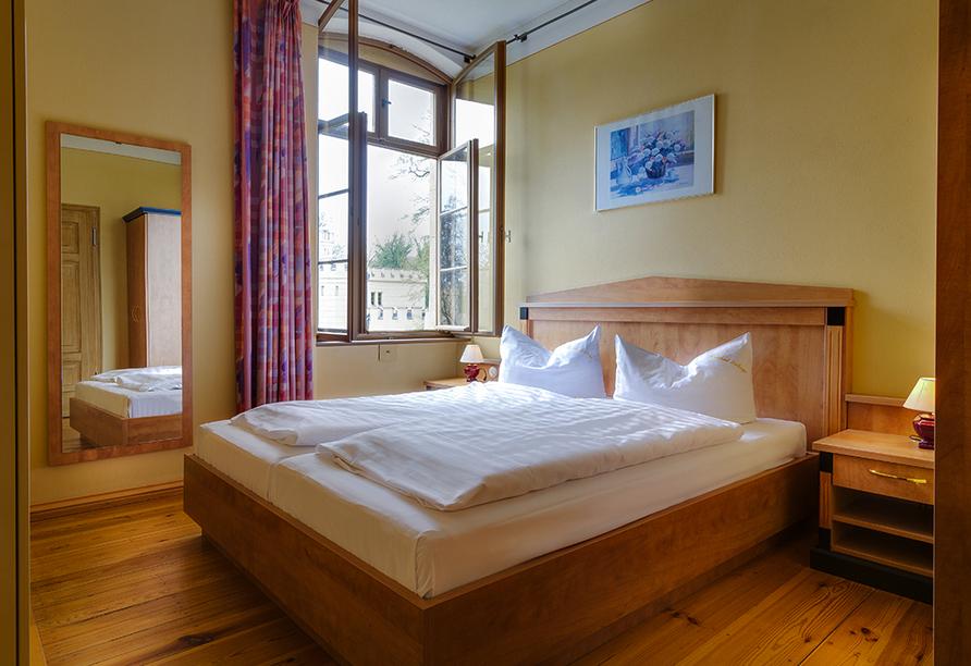 Hotel Jagdschloss Letzlingen, Gardelegen, Sachsen-Anhalt, Zimmer