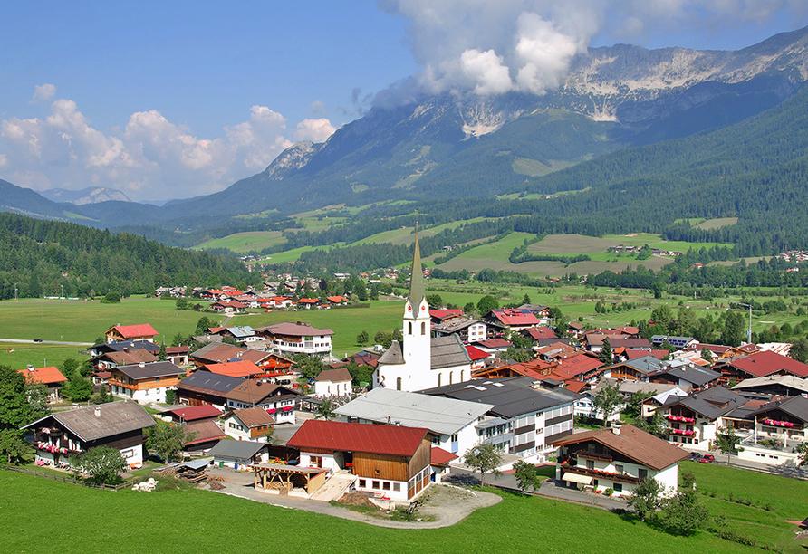 Hotel Sonnalp, Kirchberg, Tirol, Österreich, Ellmau