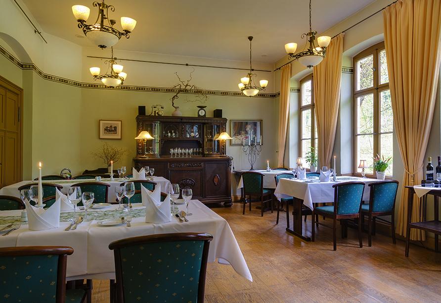Hotel Jagdschloss Letzlingen, Gardelegen, Sachsen-Anhalt, Restaurant