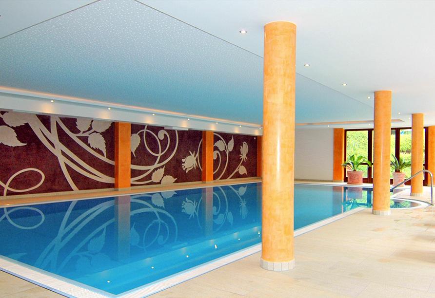 Hotel Sonnalp, Kirchberg, Tirol, Österreich, Hallenbad
